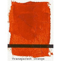 Gamblin Artist Oils 37 ml Transparent Orange