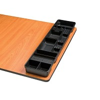 Caddy Table Tray Black