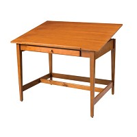 Alvin Vanguard Drafting Table With 36 x 48 inch surface