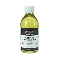 Refined Linseed Oil 500ml Bottle
