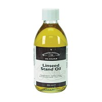 Stand Linseed Oil 250ml Bottle