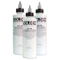 Golden  Gac-500 Acrylic 8 oz