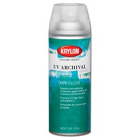 Uv Archival Varnish Gloss Spray 11 oz