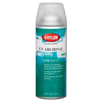 Uv Archival Varnish Matte Spray 11 oz