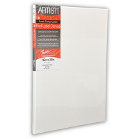 Pack Of 6 Fredrix Artist Series Red Label Stretch Canvas 12X16 11/16 Bars