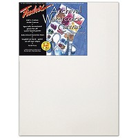 Pack Of 6 Fredrix Artist Series Watercolor Canvas 12X12 11/16 Bars