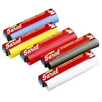 Saral Roll White