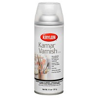 Kamar Varnish Spray 11oz