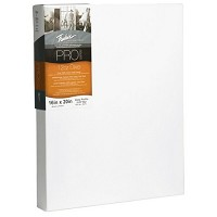 Pack Of 3 Fredrix Pro Series 12oz. Dixie Stretched Canvas 9X12 1-3/8 Bars