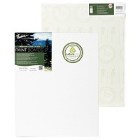 Pack Of 6 Fredrix Pro Series Belgian Linen Painting Board 8 X 10